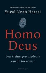 Homo Deus - Yuval Noah Harari (2017)