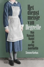 Het dienstmeisje van Degrelle - Simone Korkus (2017)