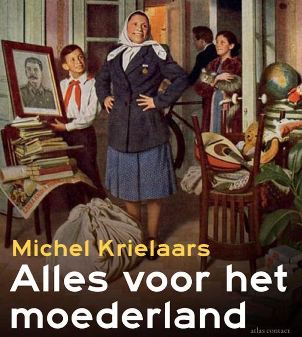 Michel Krielaars - Alles voor het moederland