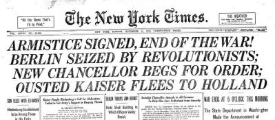 1918 het jaar van de dageraad Daniel Schönpflug